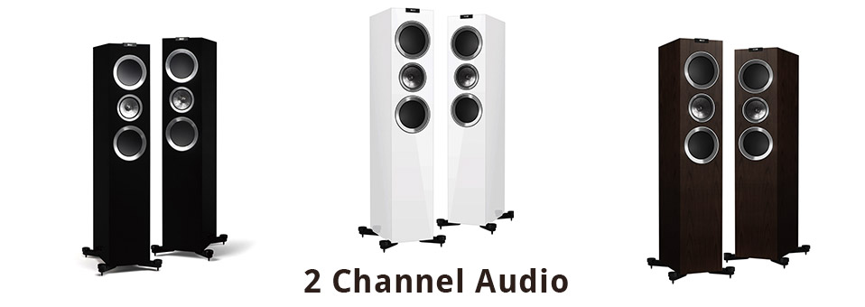 2 channel audio
