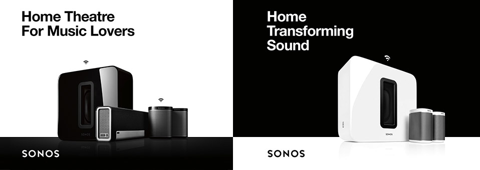 home-Sonos Home Theater